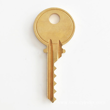 High Security Y1 Brass Bump Keys